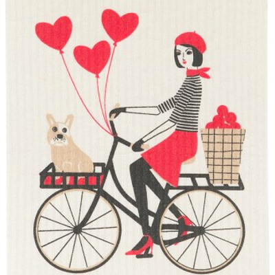 Danica/Now Designs Swedish Dishcloth Tour De Paris
