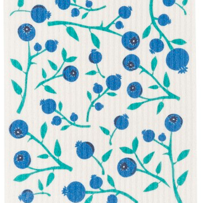 Danica/Now Designs Swedish Dish  Cloth Blueberries