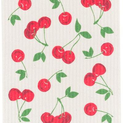 Danica/Now Designs Swedish Dish Cloth Cherries