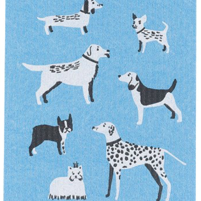Danica/Now Designs Dishcloth Swedish Dog Days