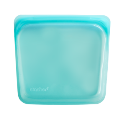 Stasher Stasher Reusable Storage - Aqua