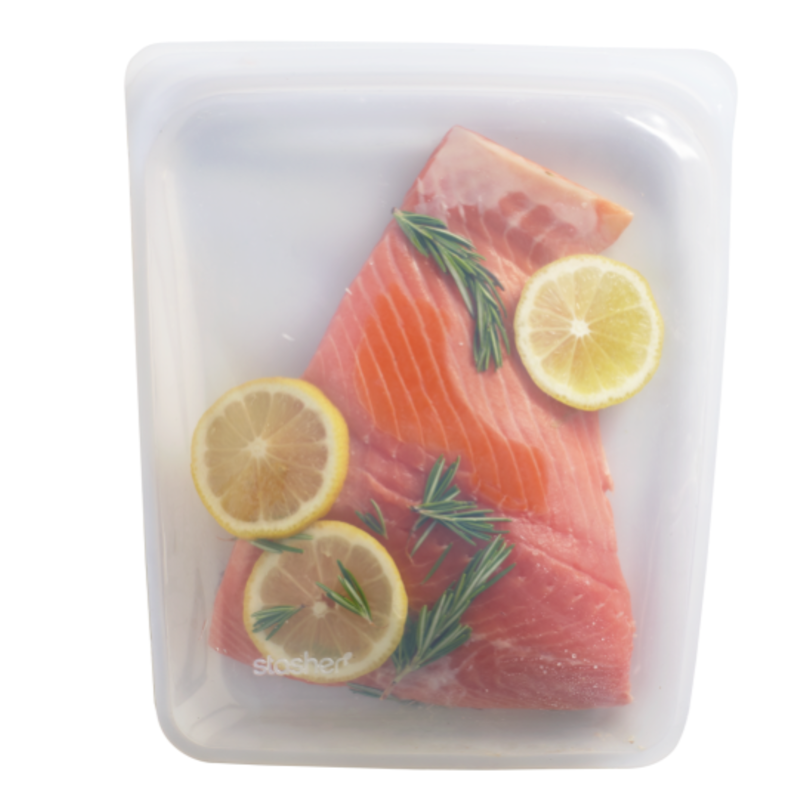 Stasher Stasher Sous Vide 1/2 Gal - Clear