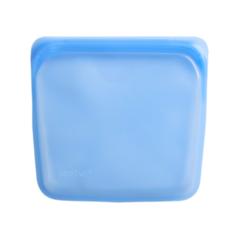 Stasher Stasher Reusable Storage - Topaz Blue