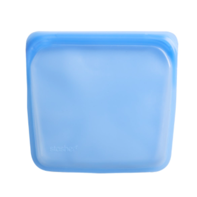 Stasher Stasher Reusable Storage - Topaz Blue
