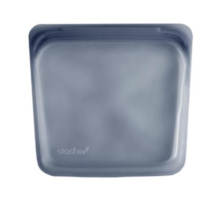 Stasher Stasher Reusable Storage - Slate Grey