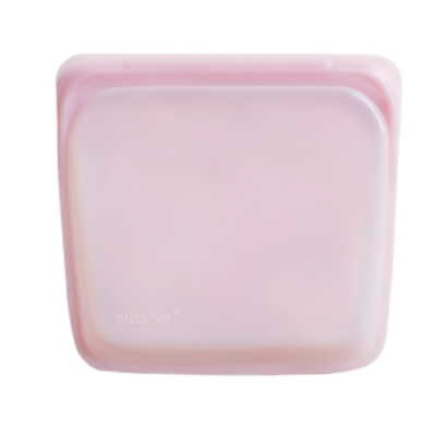 Stasher Stasher Reusable Storage - Pink