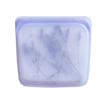 Stasher Stasher Reusable Storage - Lavender