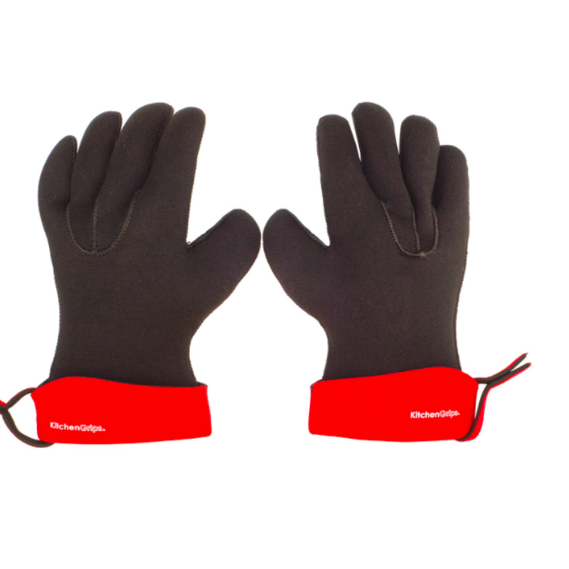 Kitchen Grips Cooking Gloves pair small