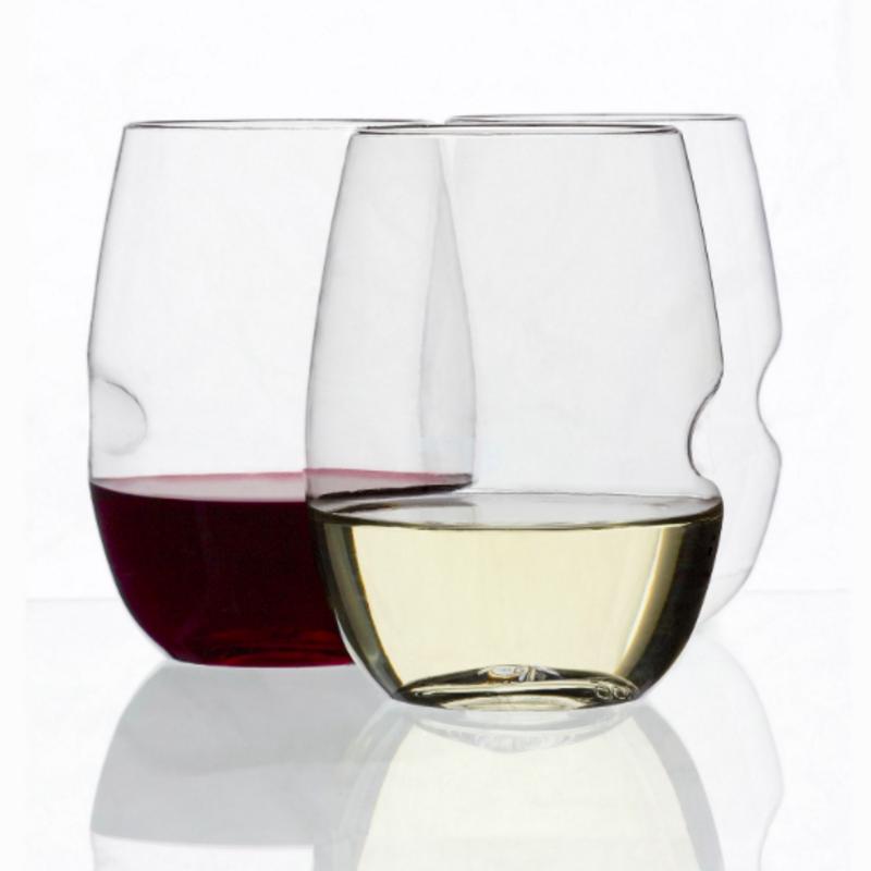Cuisivin Govino Wine Glass  - 4pack 16oz