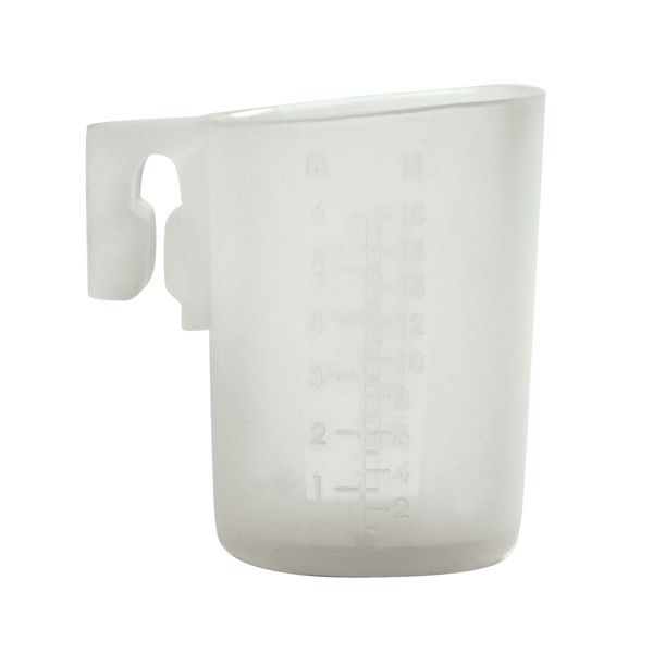 Norpro Silicone Measure Store and Pour Cup 4 Cup Capacity