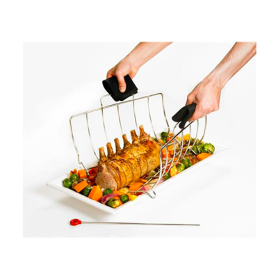 Roast & Serve Rack Stainless Steel
