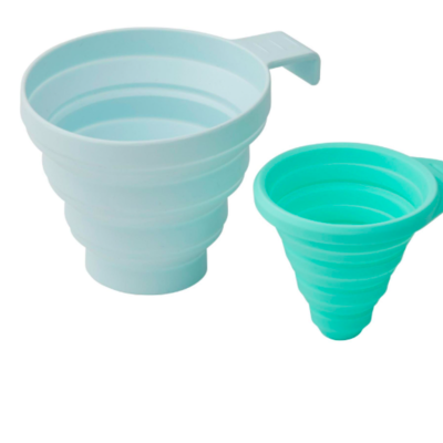 Davis & Waddell Colour Pop Collapsible Funnel set/2