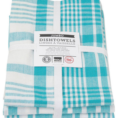 Danica/Now Designs Jumbo Towels - Bali Blue set of 3
