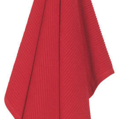 Danica/Now Designs Kitchen Towel Ripple - Red