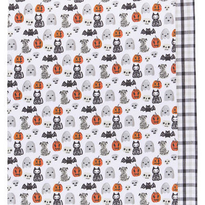 Danica/Now Designs Tea Towel - Happy Halloween