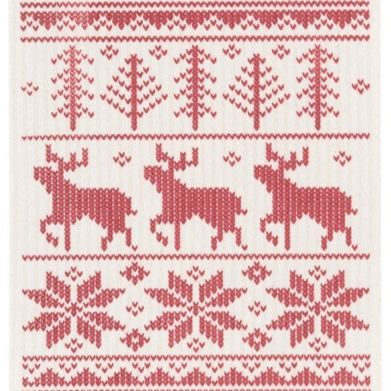 Danica/Now Designs Dishcloth Swedish Sweater Weather