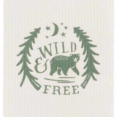 Danica/Now Designs Dishcloth Swedish Wild & Free