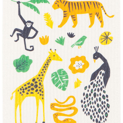 Danica/Now Designs Dishcloth Swedish Wild Bunch