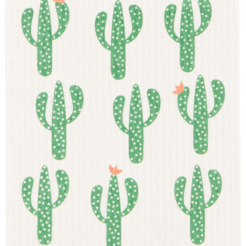 Danica/Now Designs Dishcloth Swedish Cacti