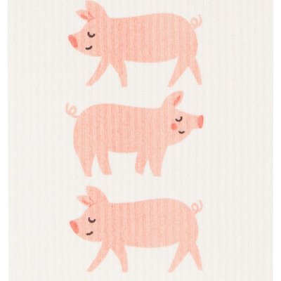 Danica/Now Designs Dishcloth Swedish Penny Pig