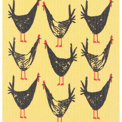 Danica/Now Designs Dishcloth Swedish Chicken Scratch