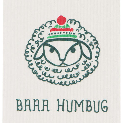 Danica/Now Designs Baaa Humbug - Swedish Dishcloth
