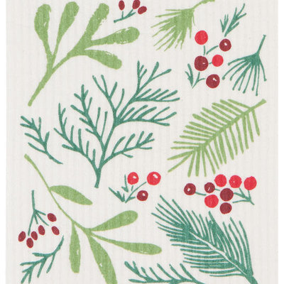 Danica/Now Designs Bough & Berry - Swedish Dishcloth