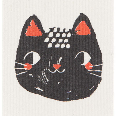 Danica/Now Designs Dishcloth Swedish Meow Meow