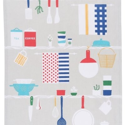 Danica/Now Designs Tea Towel  - Cooks Collection