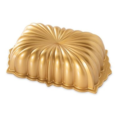 Nordicware Classic Fluted Bundt Loaf Pan