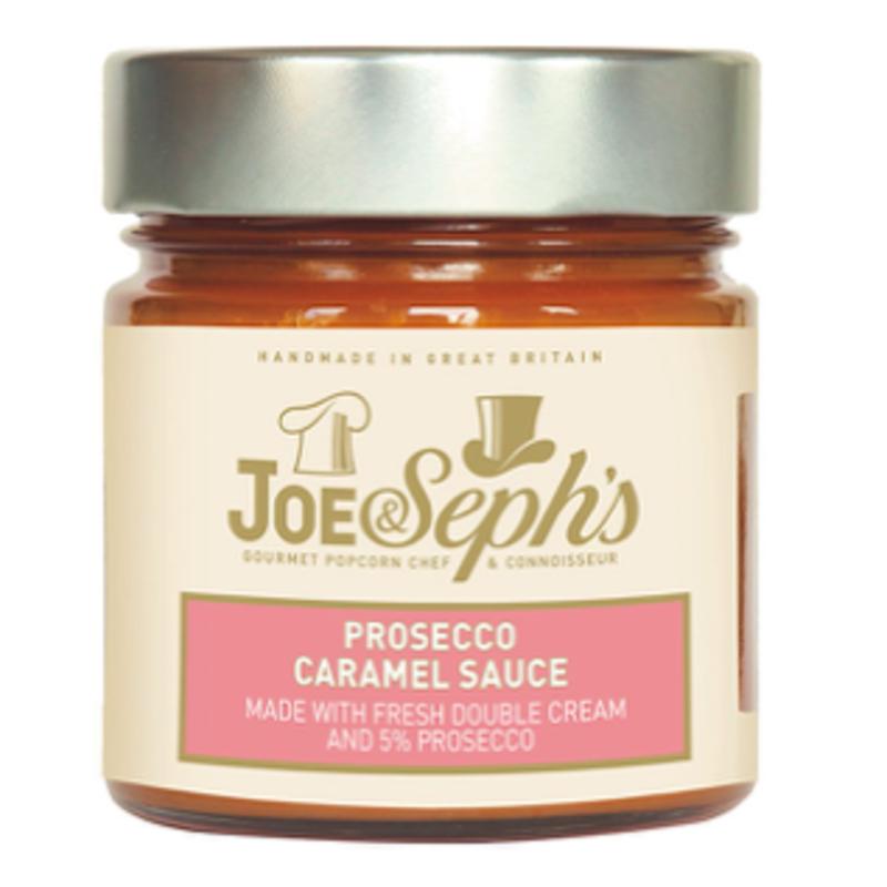 Joe & Seph's Prosecco Caramel Sauce 230g