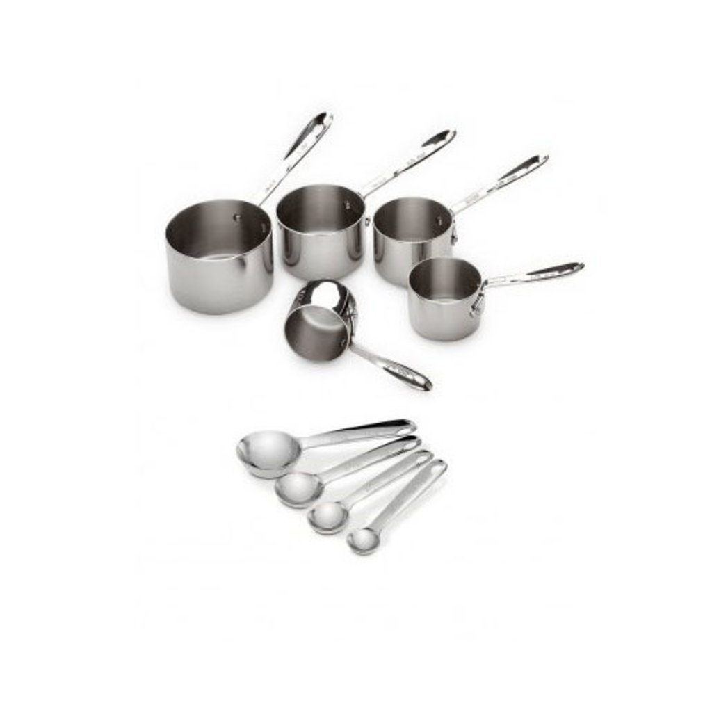 All-Clad All-Clad Measuring Cup & Spoon Set