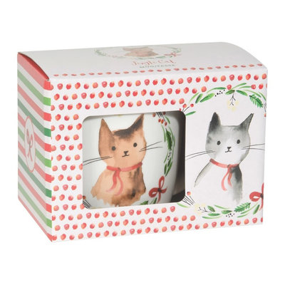 Danica/Now Designs Mug in a Box - Jingle Cat