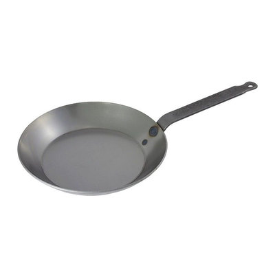 "Matfer Bourgeat Matfer Bourgeat Carbon Steel 15.75"" Fry Pan"