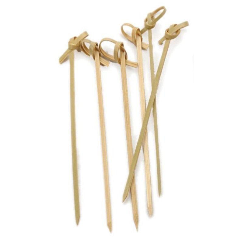 RSVP International Inc Bamboo Knot Picks - 50 count