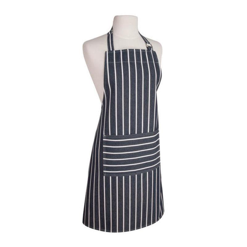 Danica/Now Designs Apron Chef Butcher Stripe