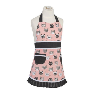 Danica/Now Designs Apron (Kids) Sally Cats Meow
