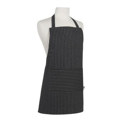 Danica/Now Designs Apron Junior Black Pinstripe