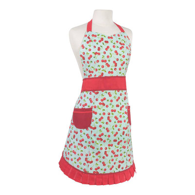 Danica/Now Designs Apron Betty Cherries