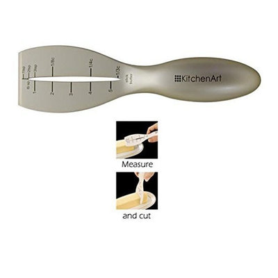 Kitchen Art Measuring Butter Knife