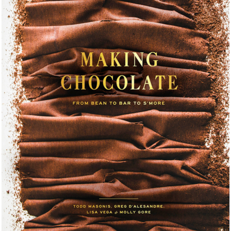 Making Chocolate: From Bean to Bar to S'more - Dandelion Chocolate