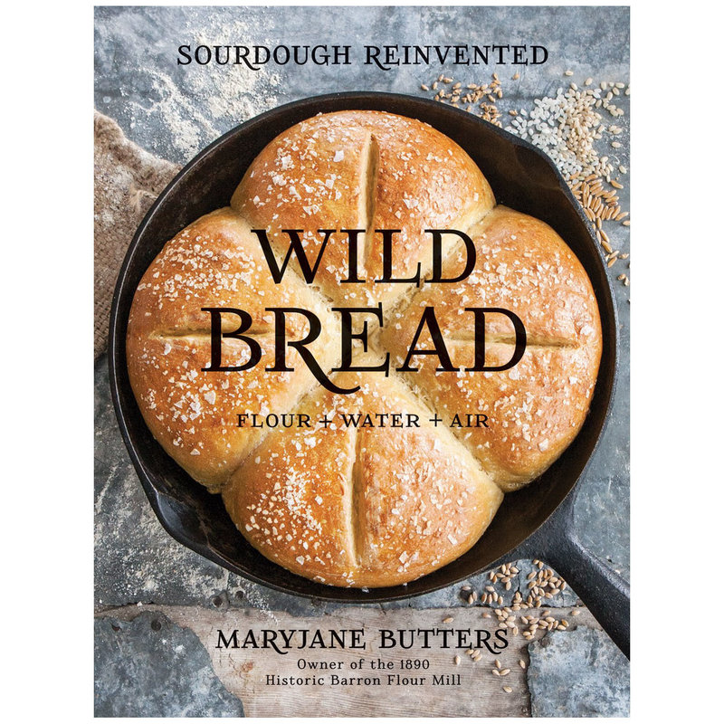 Wild Bread - MaryJane Butters