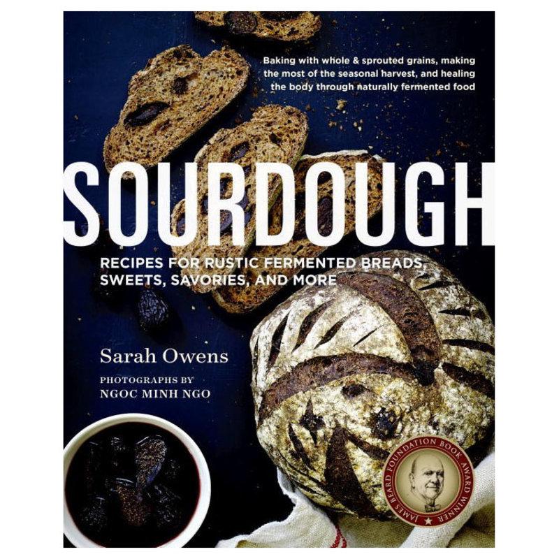 Sourdough - Sarah Owens