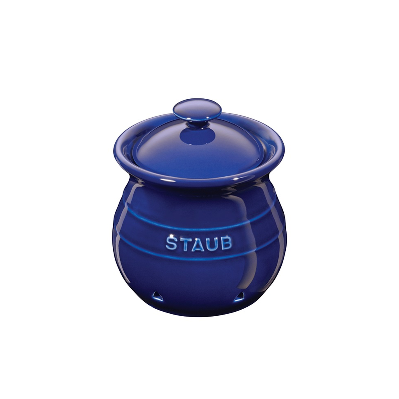 Staub Staub Garlic Keeper Blue