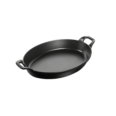 "Staub Staub Oval 15cm / 5.5"", 0.25-Qt Stack Dish"