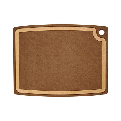 epicurean Board GS 17.5x13 Nutmeg/Nat Core