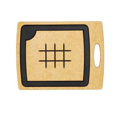 epicurean Board Carving 19.5x15 Nat/Slate