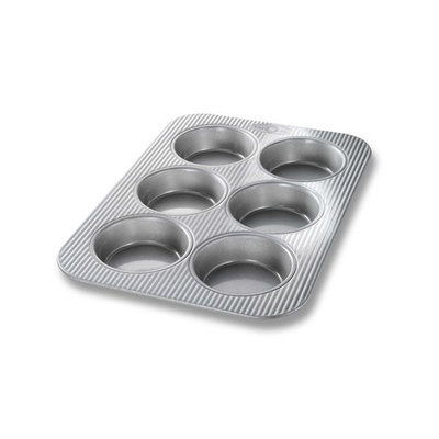 USA Pan Mini Round Cake Pan - 6 Well