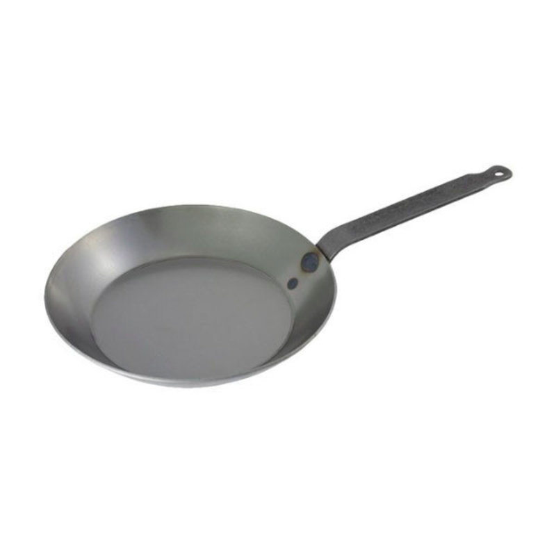 "Matfer Bourgeat Matfer Bourgeat Carbon Steel 12.5"" Fry Pan"