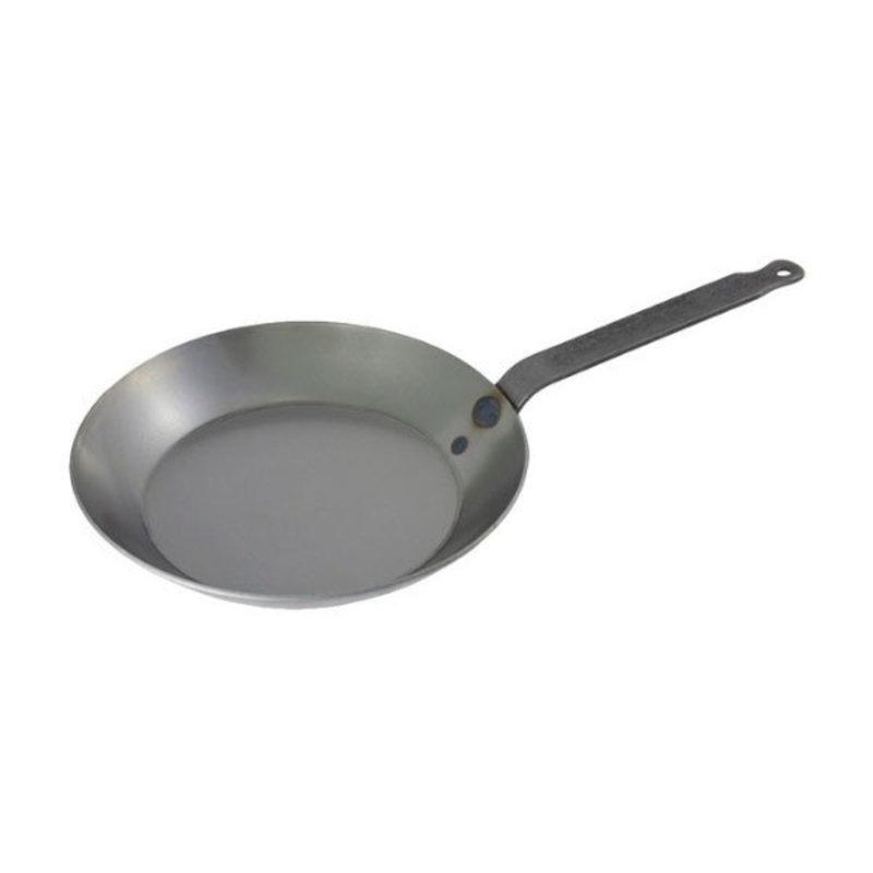 """Matfer Bourgeat Matfer Bourgeat Carbon Steel 12.5"""" Fry Pan"""
